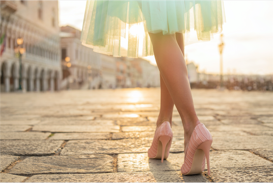 High Heels and Joint Pain